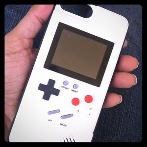 iPhone 8 Plus or iPhone 7 Plus Gameboy Case